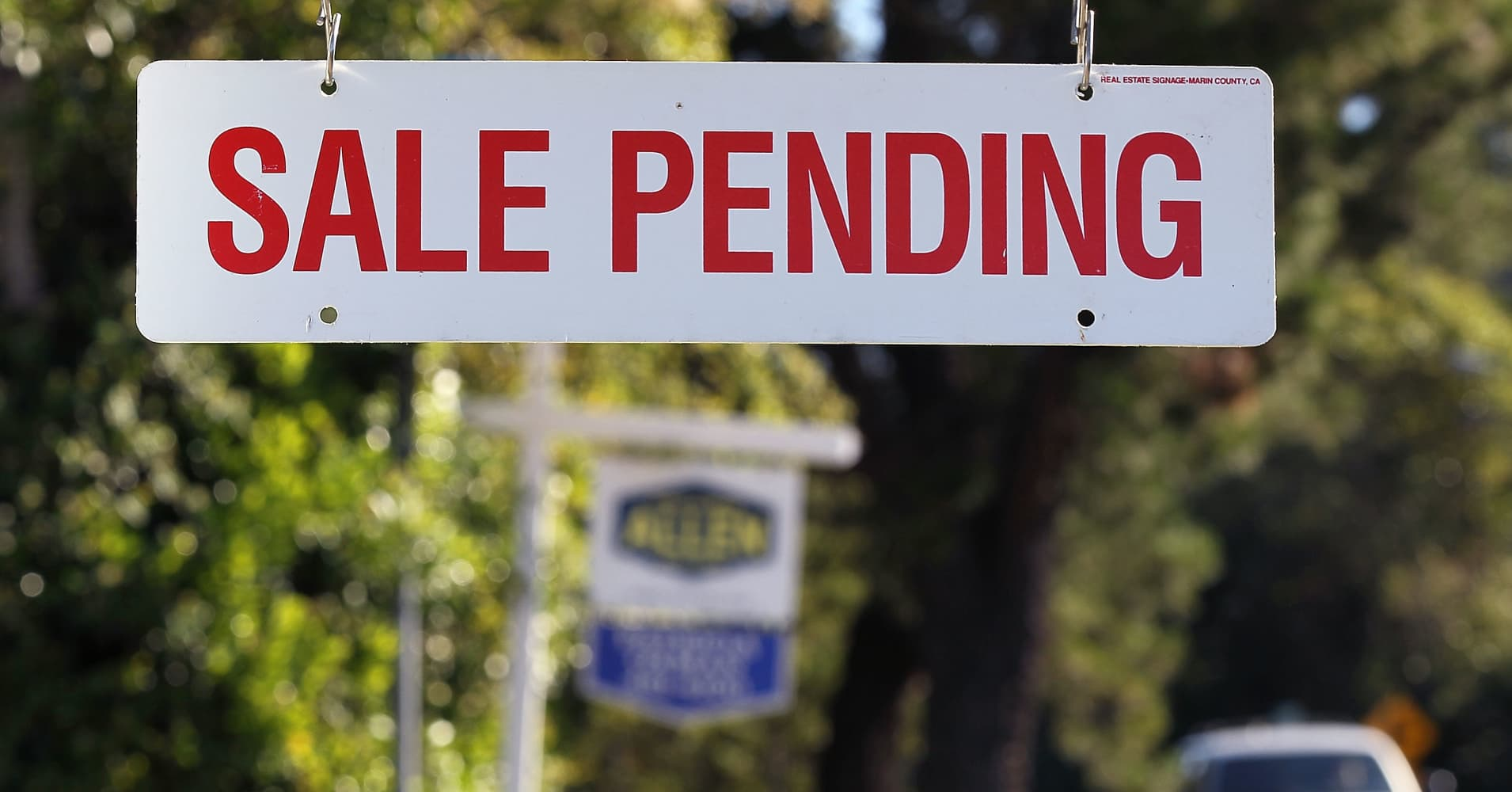 Home sales fall for 8th straight month in February