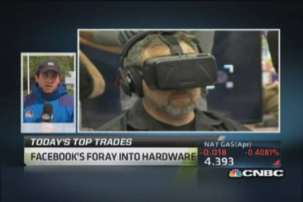 Facebook's foray into hardware