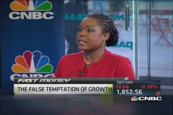 The false temptation of growth