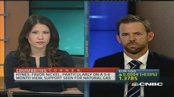 Upside ahead for nickel: Pro