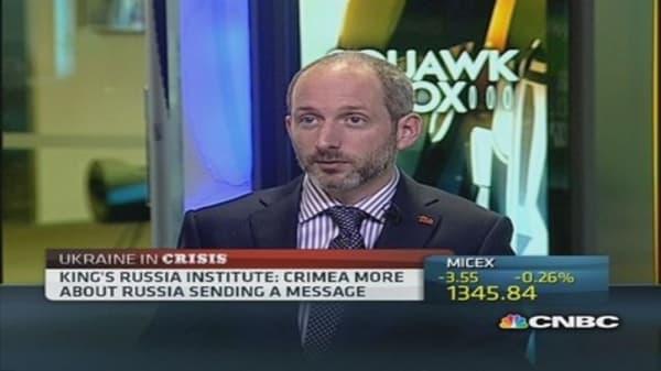 Has Putin achieved his goal in Ukraine?