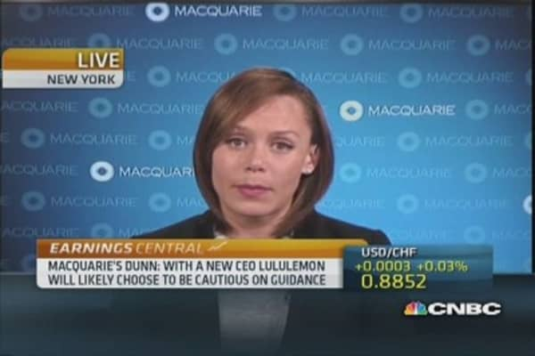 Lululemon 'strong enough' to recover: Pro