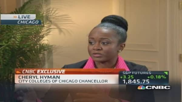 Chicago's plan to bridge the skills gap
