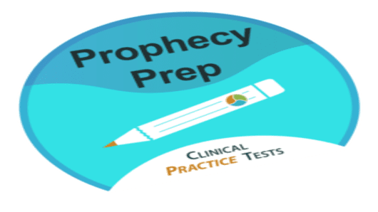 Prophecy Prep Clinical Practice Tests Logo