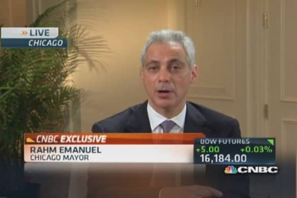Was Obamacare a mistake? 'No,' says Emanuel