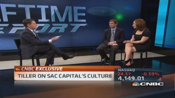 Former SAC energy trader talks culture