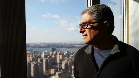 Deepak Chopra's 'secret' to making money