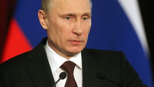 Russina President Vladimir Putin signed a final decree, completing the legal process of making Crimea part of Russia.