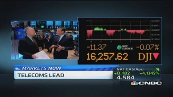 Financials moving in right direction: Pro