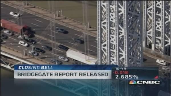 Bridgegate report released