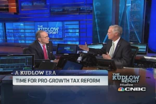 Pro-growth tax policies strengthen middle class: Pro