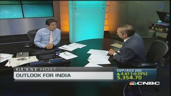 Indian shares are getting ahead of themselves: IHS