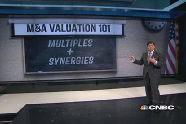 Your guide to understanding 4 mega-deals