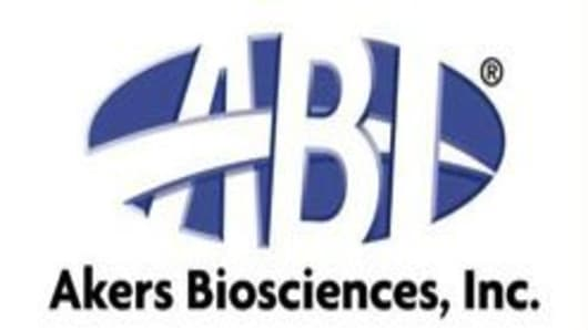 Akers Biosciences, Inc. Company Logo