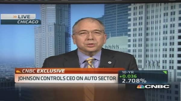 Electric cars a decade away: CEO