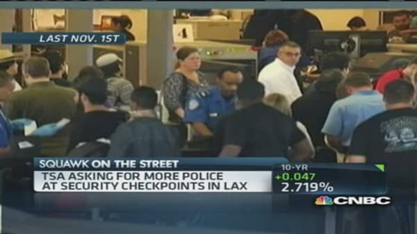 Major bust at LAX