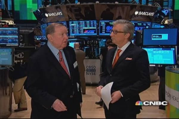 Cashin says 'real money' is moving markets
