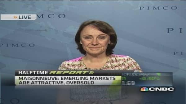 Pimco deputy CIO eyeing emerging markets