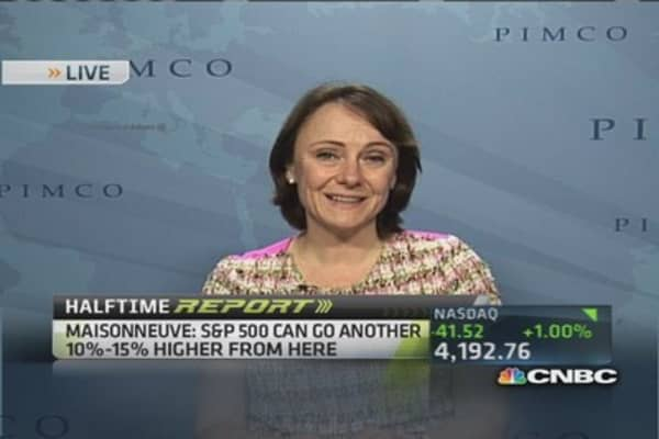 S&P 500 can go 10%-15%: Pro