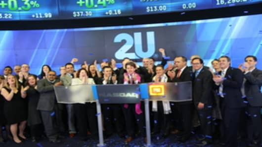 2U, Inc.