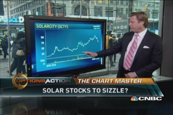 Why solar stocks could heat up