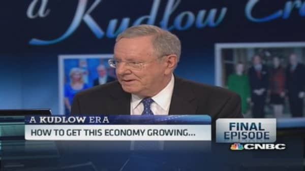 Steve Forbes: Sound dollar for a strong economy