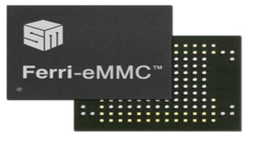 Silicon Motion Ferri-eMMC(TM)