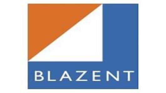 Blazent Inc. logo