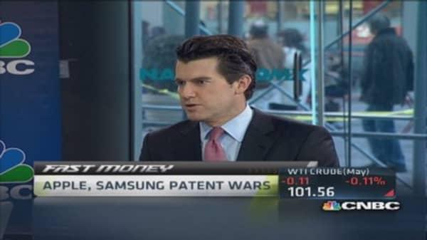 Patent wars: Apple vs. Samsung