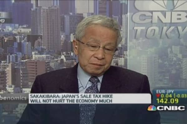 Tankan shows uptick in Japan business sentiment