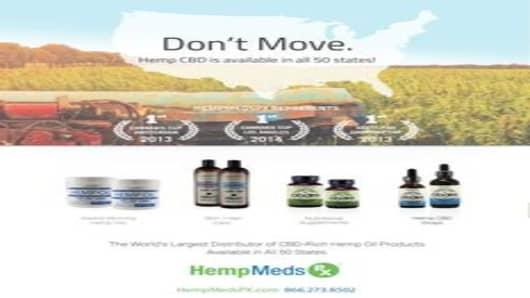 Medical Marijuana Inc.'s HempMedsPX