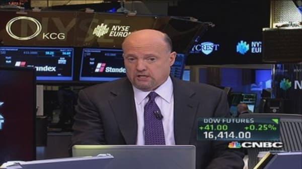 Cramer's stocks to watch: BWLD, MAR & PCLN