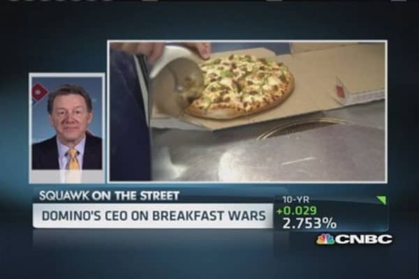 Starbucks made the right move: Domino's CEO
