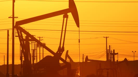Oil fracking California