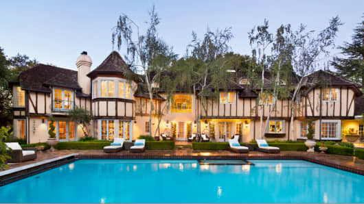 Woodside, Calif., is one of the hottest real estate markets. This home is currently for sale there for $12.5 million.
