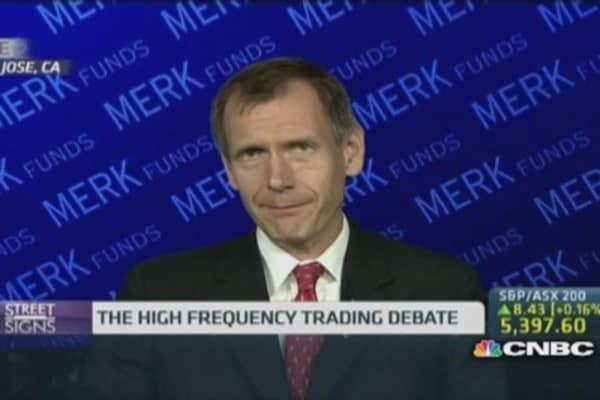 'Rigged' market claim is an overstatement: Merk