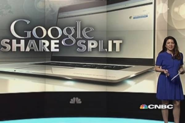 Google stock split: Here's what you need to know