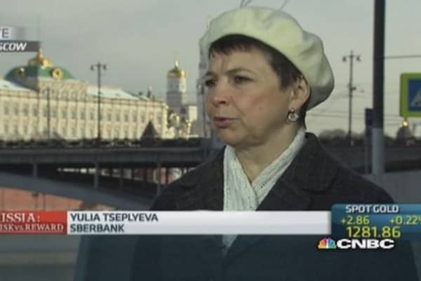 'Not optimistic' about Russian structural reform: Pro