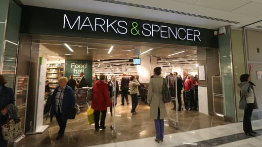 Britain's M&S says must accelerate change or die