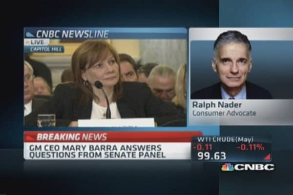HFT shows more greed on Wall Street: Nader