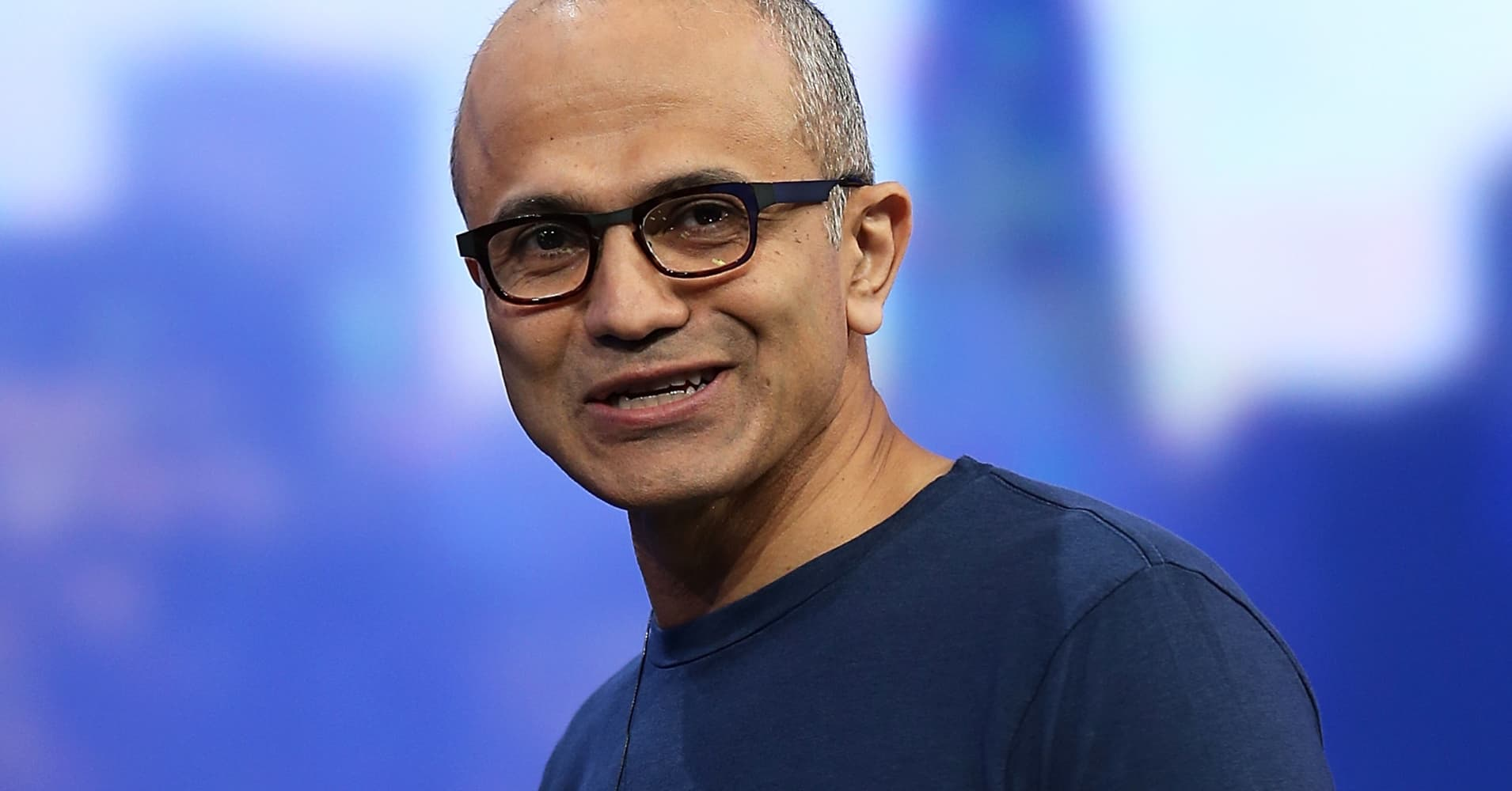 Bill Gates explains one area where Microsoft CEO Satya Nadella is a better leader than he is