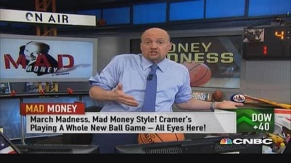 Cramer's March Madness: Nabors vs. Tyson