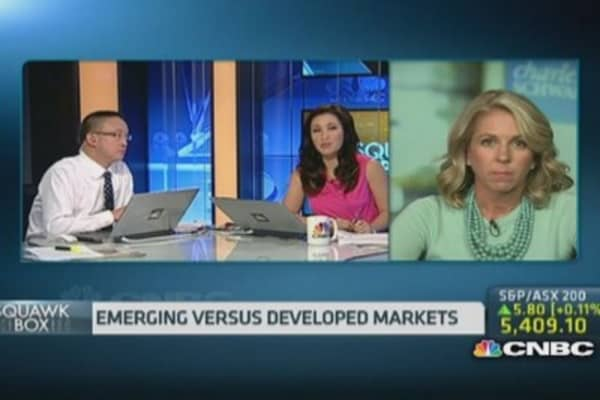 Hold your horses on emerging markets: Pro