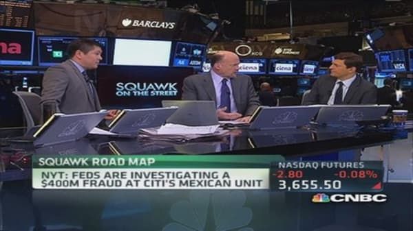 Big banks... opportunity or break up?