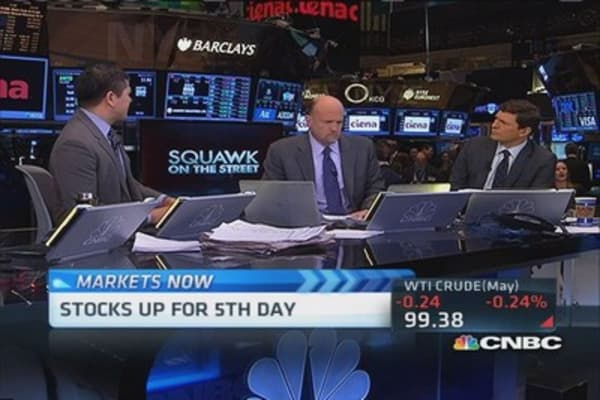 Why Cramer is confident about rally