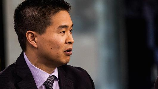 Brad Katsuyama, chief executive officer of IEX Group Inc.