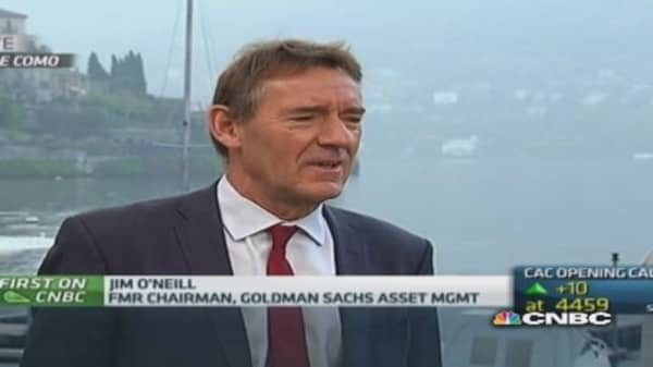 Global equity bull run will not be led by US: Jim O'Neill
