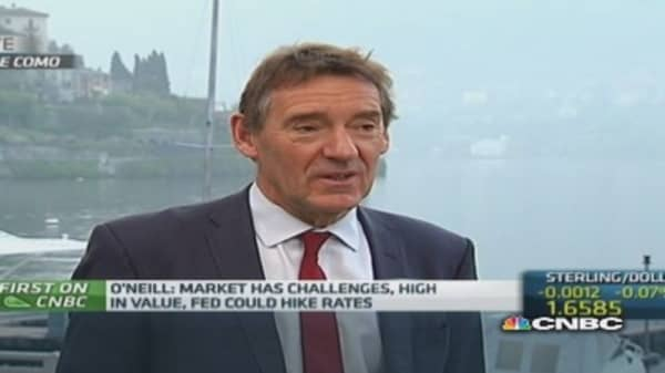 India has 'incredible potential': Jim O'Neill