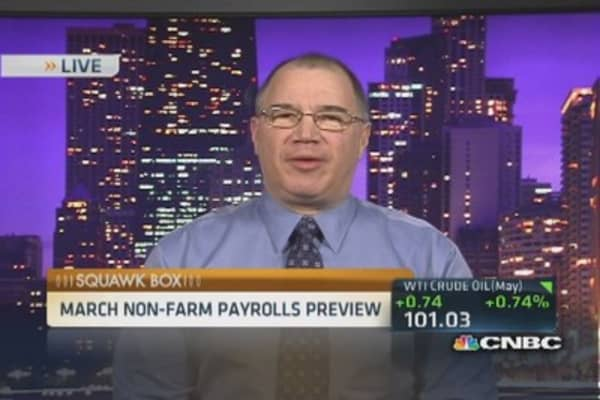 Will weather dampen employment numbers?