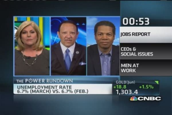 Power Rundown: Jobs and CEOs